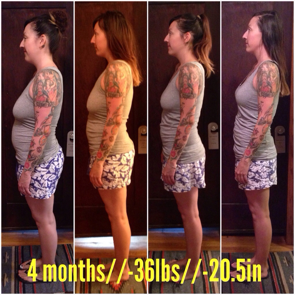 What a Difference 4 Months Makes! — 9 Months & Beyond